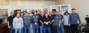Colorado Auto Body's team