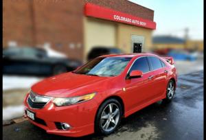 Best Denver Auto Body Shop