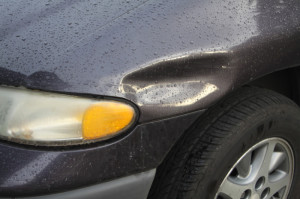 Colorado Auto Body specializes in truck and car dent repair